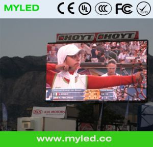 Chipshow P16mm Advertising Ventilation Full Color Outdoor LED Display Screen pictures & photos