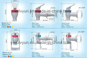 F-V High Quality Professional Wanter Faucet pictures & photos