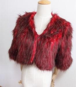 Artificial Wool Clothes Coats Coats Es1503-D pictures & photos