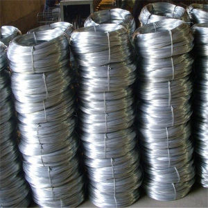0.56-6.4mm Hot-Dipped Galvanized Iron Wire pictures & photos