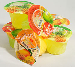 Jelly Lid Packaging Film pictures & photos