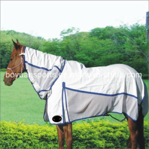 Mesh Combo Fly Sheet Breathable Horse Rugs pictures & photos
