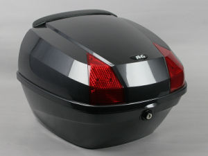 Plastic Tail Box Accessories for Motorcycle Rear Parts (8038) pictures & photos