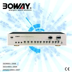 Boway Audio Digitall Amplifier (K-70B) pictures & photos