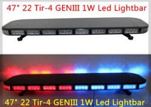 LED Police Car Lightbar, Emergency Light Bar