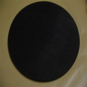 Ss304 Stainless Steel Woven Wire Mesh Disc pictures & photos