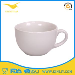 Round Shape Ceramic Color Changing Tea Cup Coffee Mug for Home pictures & photos