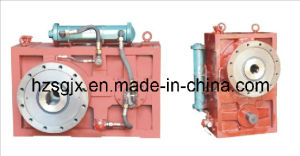 Single Screw Plastic Extruder Gearbox transmission Part pictures & photos