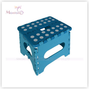 Plastic Folding Step Stool pictures & photos