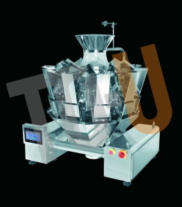 10 Head Multihead Weigher for Cashew Packaging