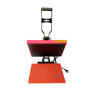 Clamshell Heat Transfer Machine China Direct pictures & photos