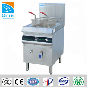 12kw Energy Saving Restaurant Induction Fryer pictures & photos