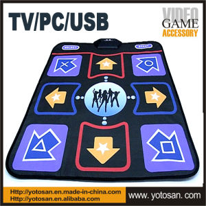 32bit 16 Bit 8 Bit Game TV PC USB Electronic Dance Mat pictures & photos