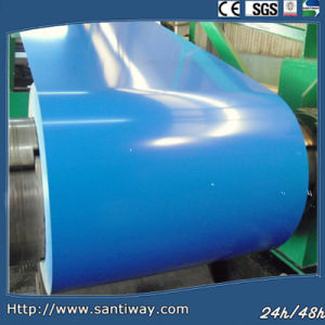Color Coated Alu Zinc Steel Coil pictures & photos