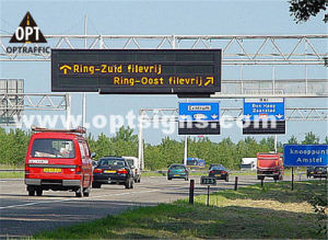 Motorway Highway Speedway Informative LED Traffic Displays pictures & photos