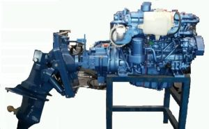 Diesel Sterndrive Stern Machine for Fishing Boat and Passenger Boat &Patrol Boat pictures & photos