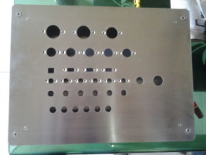Sheet Metal Stamping / Cold Rolled Steel Stamping pictures & photos