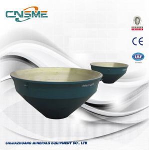Gripper Slot Bowl Liner with Manganese Material pictures & photos