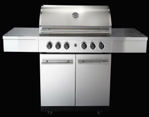 CE, Aga Certifified Stainless Steel Barbecue Gas Grill