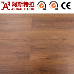 Handscraped Grain Laminate Flooring (AS0007-17) pictures & photos