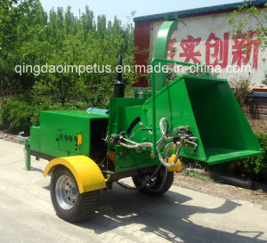 European Standard CE Approved 40HP Diesel Wood Chipper pictures & photos
