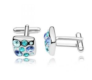 New Wholesale Men Crystal Accessory Cufflinks Chl2014092