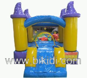 Inflatable Playground, Fun Fair, Party Jumper, Inflatable Bouncer with Powerful Air Blower pictures & photos