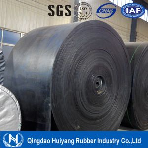 ISO9001 Steel Core Rubber Conveyor Belt for Hot Sale