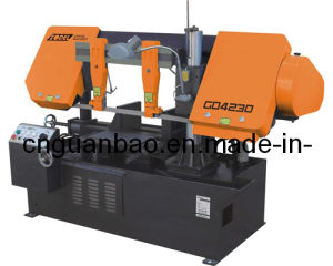 Rotating Band Saw Machine Gd4230X pictures & photos