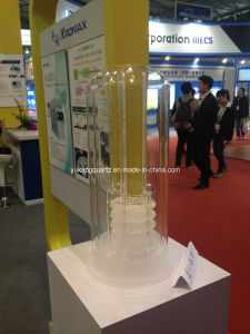 Low Oh of Quartz Bell Jar Tube (YKF-028) pictures & photos