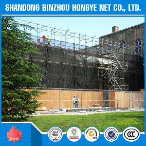 100% Virgin HDPE Construction Scaffolding Net pictures & photos