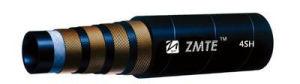 4sh Fuel Hose/ High Pressure Hydraulic Hose/Oil Resistant Hose pictures & photos