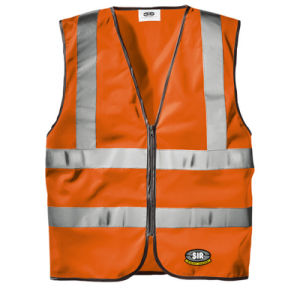 High Grand Sanitation Reflective Traffic Clothes High Visibility Constraction Vest pictures & photos