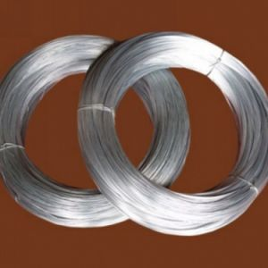 High Quality Low Carbon Hot Dipped Galvanized Wire pictures & photos