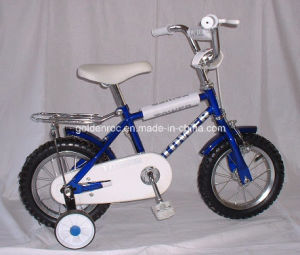 "12"" Steel Frame Kids Bike (1206) pictures & photos"