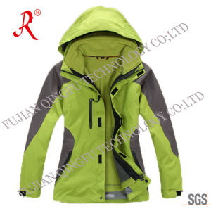 3 in 1 Outdoor Winter Jacket (QF-654) pictures & photos