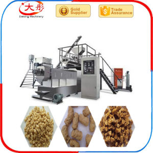 China Supplier Soya Nuggets Protein Making Machine pictures & photos