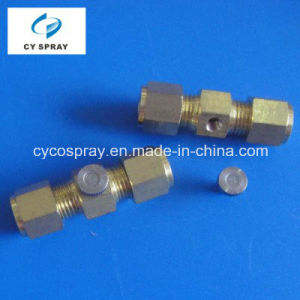 Haplopore/Diporate Junction Valve, Misting Nozzle Fittings pictures & photos