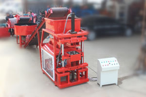Hr2-10 Eco Soil Interlocking Clay Brick Making Machine pictures & photos