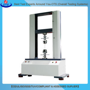 Universal Tensile Strength Testing Machine Textile Tensile Testing Equipment Manufacturer pictures & photos