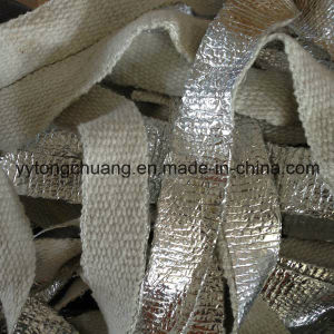 High Temperature Ceramic Fiber Tape with Alminium pictures & photos