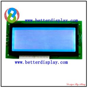 LCM LCD Display Stn Blue Negative LCM Standard Character Module pictures & photos