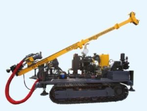 Crawler Type Hydx-2 Full Hydraulic Core Drilling Rig (HYDX-2) pictures & photos