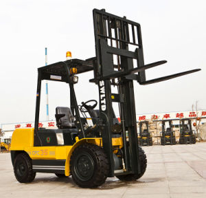 3.5 Ton Forklift with 6m Lifting Height (CPC35) pictures & photos