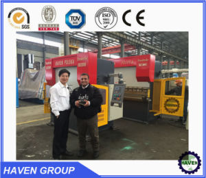 WE67K CNC hydraulic press brake and bending machine pictures & photos