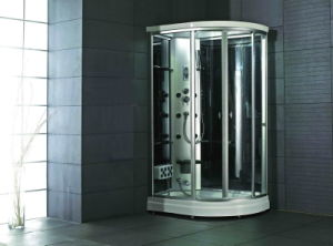 1 2 People Steam Shower Sauna Room pictures & photos