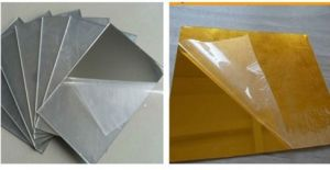 Exporting and Selling Silver and Golden Acrylic Mirror Sheet pictures & photos