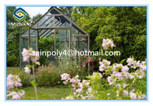 The Cheapest Hot Sale Sainpoly Garden Greenhouse pictures & photos