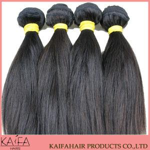 Brazilian Hair Virgin Hair Double Drawn Grade Aaaaa (KF-B-095)