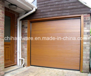 European Style Garage Door/Industrial Door/Universal Door/Overhead Door/Sectional Door pictures & photos